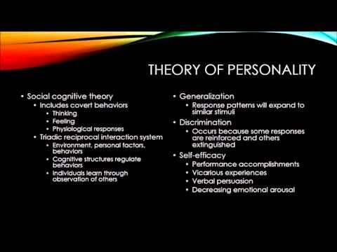 Theories of Counseling - Behavior Therapy