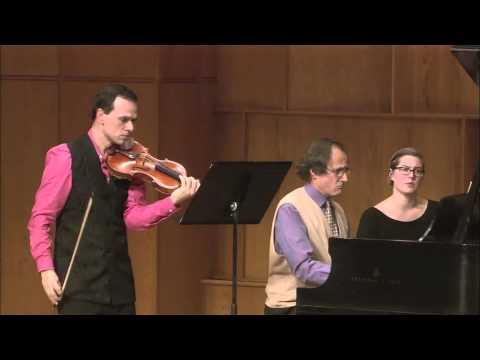 Strauss Violin Sonata Mvt 1