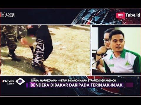 GP Ansor Sebut Bakar Bendera HTI Untuk Jaga Kalimat Tauhid - iNews Sore 22/10