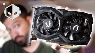 overclocking the Zotac Gaming GeForce GTX 1660 For Massive Gains