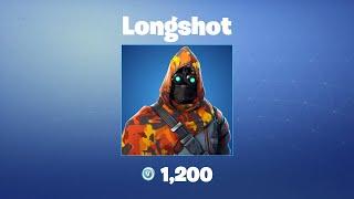 Longshot | Fortnite Outfit/Skin