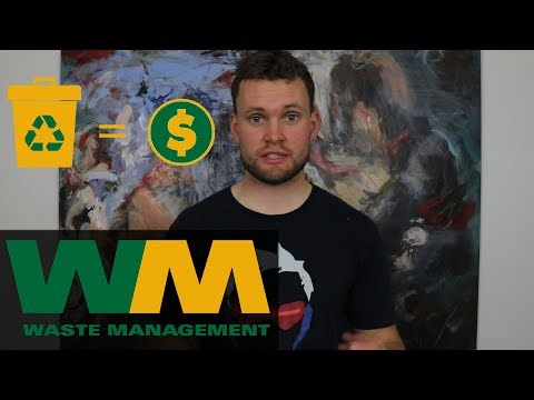 Why I'm Buying Waste Management stock [$WM] - Safest stock on the market!