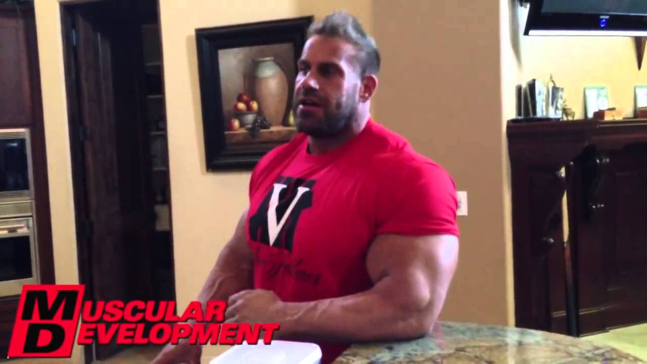 JAY CUTLER - 11 DAYS OUT UPDATE 2013 MR OLYMPIA - YouTube