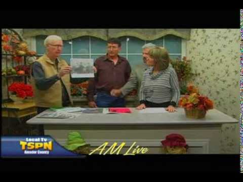 Willow Springs School House on AM Live 10-23-13