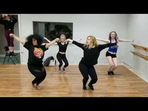 Naughty Girl by Beyonce - Choreography by Susie K