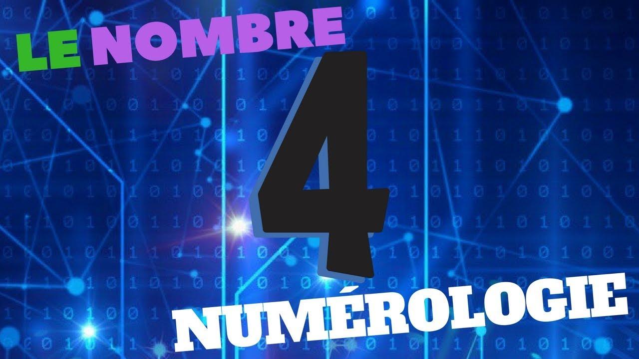 #4 LE 4 ET SES SYMBOLES [#NUMÉROLOGIE]