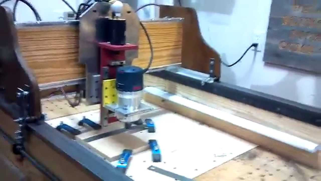 Daves Cnc Router Overhaul And Alignment Xyz Axis Test