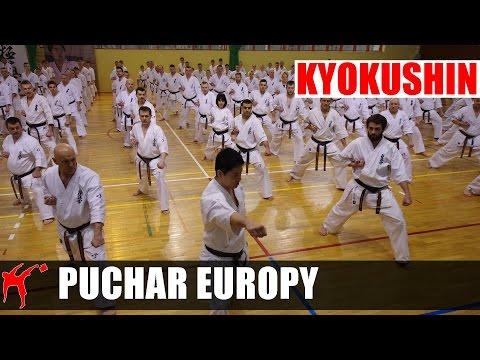 Kyokushin Karate European Cup 2016 - Mata 'A'