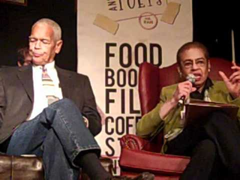 CIVIL RIGHTS LEADERS: ELEANOR HOLMES NORTON, JULIAN BOND & JOHN LEWIS - PART 2