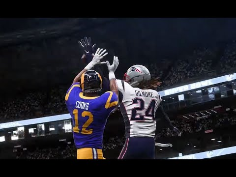 Madden 19 Road to Domination Returns part 32 The Superbowl 53, but actually Interesting