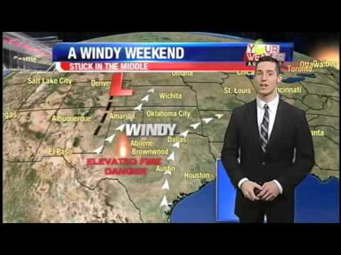 Stephen Decatur - Meteorologist Demo Reel - 02/01/16
