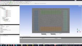 Видеоурок CADFEM VL1303 - Расчёт тензорезистора в ANSYS Mechanical