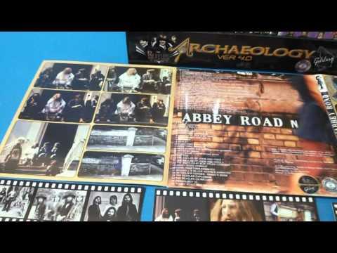 BEATLES ARCHAEOLOGY: ABBEY ROAD