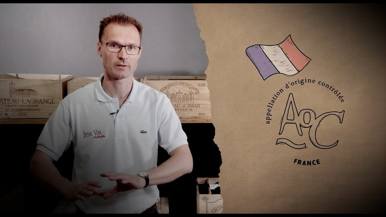 Appellation - vinverdenens færdselslov