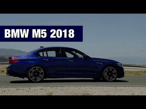 Дождались Новая BMW M5 2018 F90