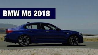 Новая BMW M5 2018 | F90