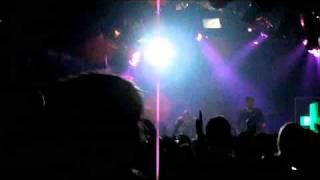 Callejon Zombiefied Live Darkness Over X-Mas Matrix Bochum (30.12.2010)