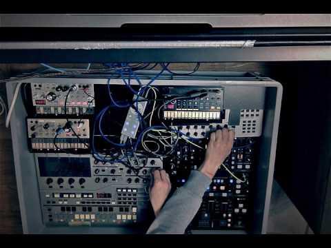 ✅   Gregor Tresher   A Thousand Nights   live Remix   Yamaha RS7000   Korg Volca