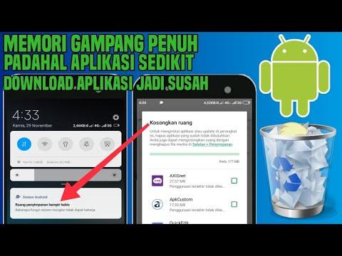 Cara Hapus Aplikasi Android Yang Tidak Bisa Di hapus.