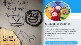 Exploring @TeletubbiesFact