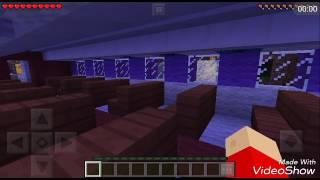 Minecraft PE сериал Выжить после крушение самолета 1 серия