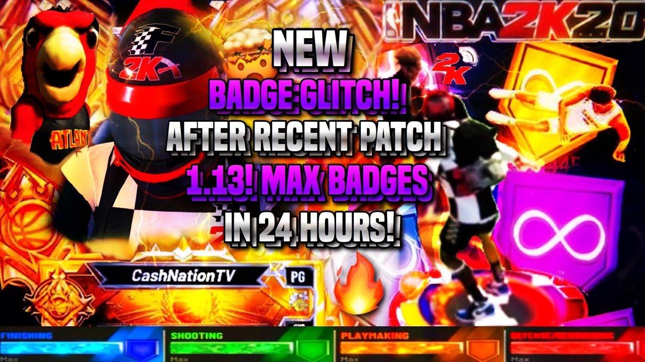 *NEW!* NBA 2K20 DEMIGOD BADGE GLITCH! *150K+ MYPOINTS PER GAME!* *99 OVR MAX BADGES* (PS4/XBOX/PC)VC