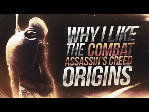 Assassin's Creed Origins | Why I Like The Combat in AC Origins...