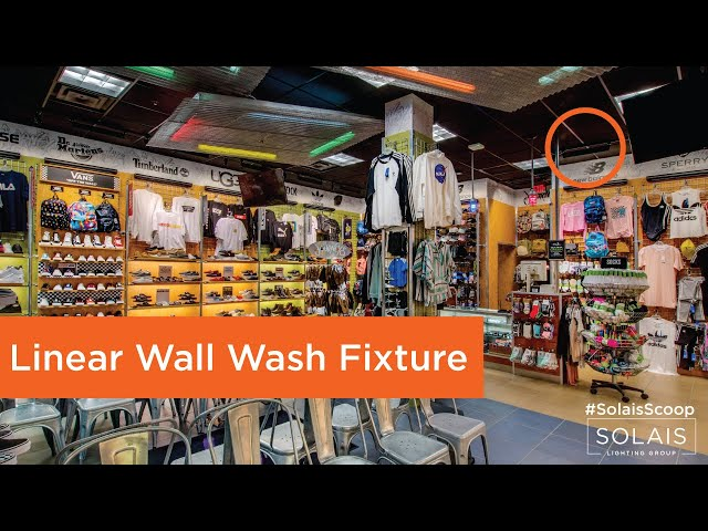 The Scoop on our Wall Wash!