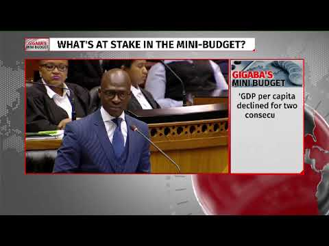Malusi Gigaba delivers mid term budget speech (Full)