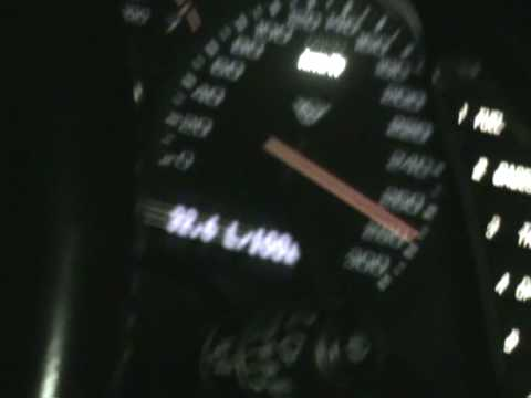 Chevrolet Corvette C5 0-280 km/h (0-175 mph) Top Speed