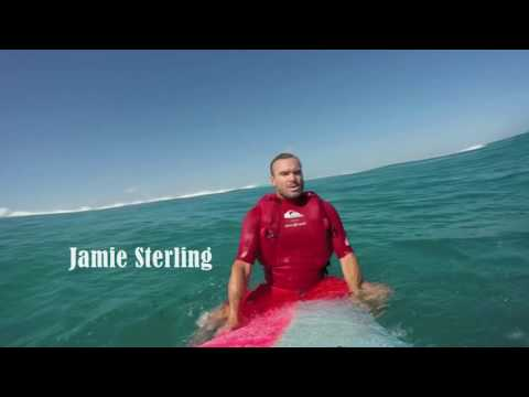 """Massive Swell @ """"Cloudbreak"""" 2016 Drone and GoPro Footage"""