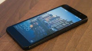 Розпакування Huawei Honor 6 у версії для Росії (unboxing)