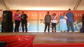 Navajo Nation Fair Baby Contest 2013