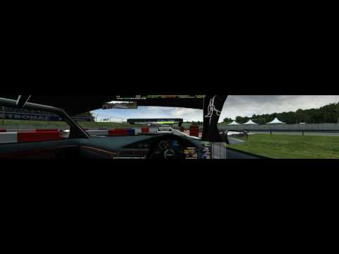 Police Chase part 5  on Aston track WKD Cruise Server