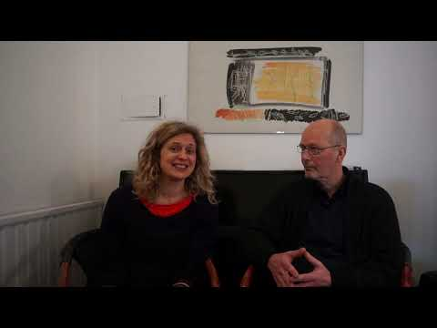 Linnea and Markus Talk GROUNDED by George Brant
