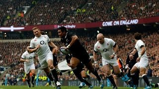 England vs All Blacks 2013 Highlights - End Of Year Tour