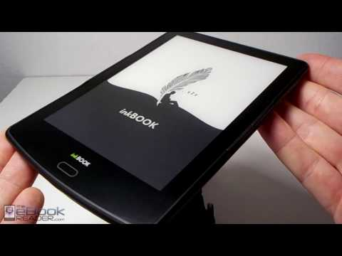 InkBook Prime Android EBook Reader Review
