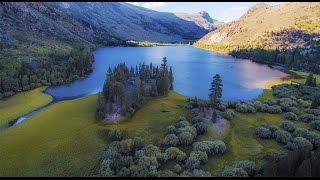Yosemite Nature Drone Video