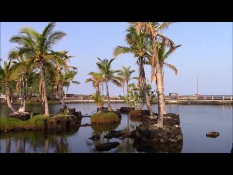Kohala Coast,  Kalahuipua'a Fishponds, Makaha sluice gates, Makaiwa Bay, Mauna Lani Historic Preserv