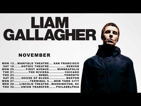 Liam Gallagher - As You Were (live HD *UPDATED*)