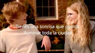 Taylor Swift- You Belong With Me (traducida)