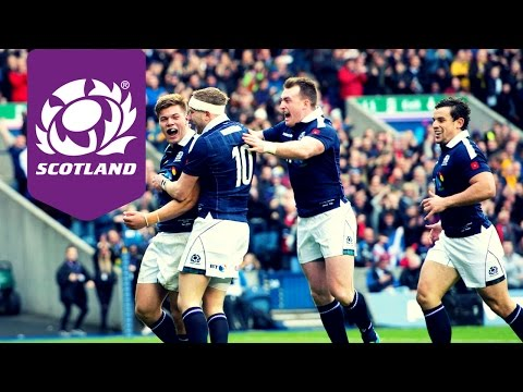 2016 Autumn Tests | Scotland v Australia Highlights