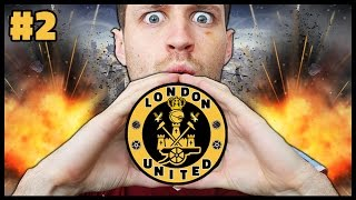 LONDON UNITED! #2 - Fifa 15 Ultimate Team