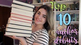 Top 10 YA Author Debuts!