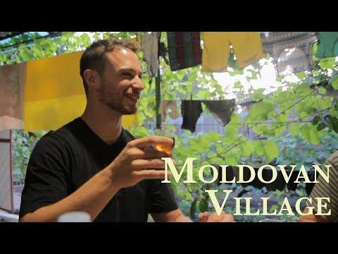 Visiting a Moldovan Village
