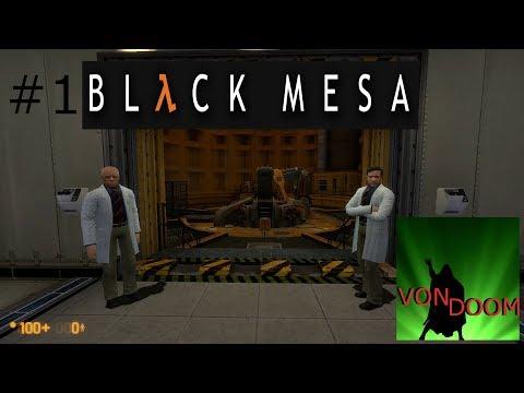 Black Mesa #1: Fan made Half-Life Remake