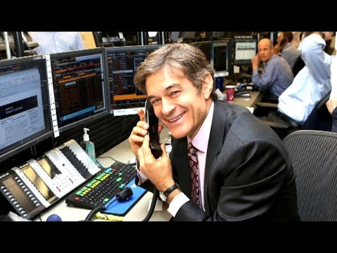 Doctors ask Columbia to remove Dr. Oz from faculty