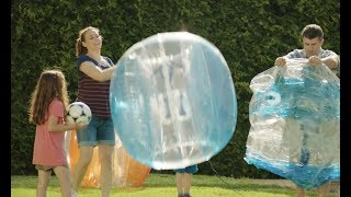 Canadian Tire Commercial  - Bubble Soccer Fun!