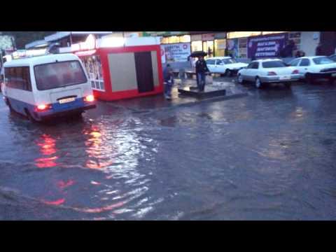 Хабаровск, потоп в