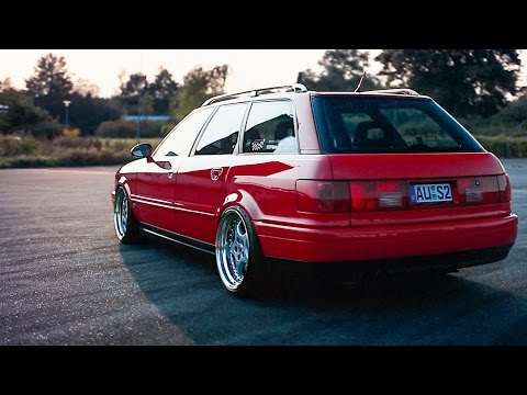 Audi S2 Avant | The Red Baron | Frohlix Entertainment